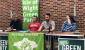 Panel at the Isle of Wight Green Party's Housing event