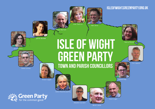 Isle of Wight Green Councillors