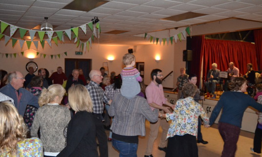 Isle of Wight Green Party fund-raising dance